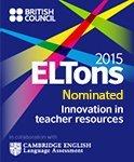 2015 ELTton Award Finalist