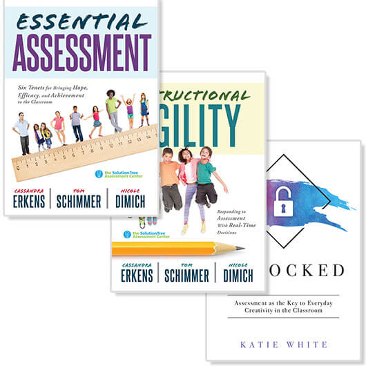Essential Assessment, Instructional Agility, Unlocked