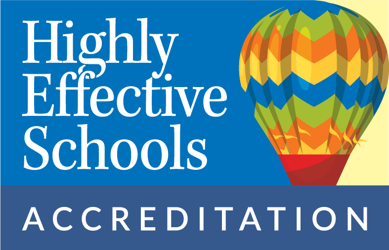 Highly Effective Schools Accreditation logo