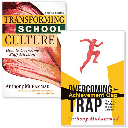 Transforming School Culture; Overcoming the Achievement Gap