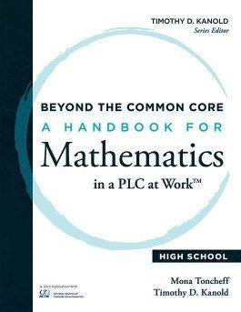 A Handbook for Mathematics in a PLC at Work™, High School