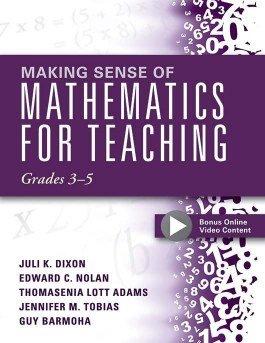 Making Sense of Mathematics for Teaching Grades 3–5