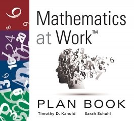 Mathematics at Work™ Plan Book