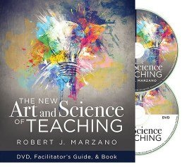 The New Art and Science of Teaching DVD/CD/Facilitator's Guide/Book