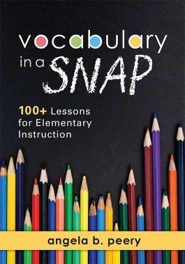 Vocabulary in a SNAP, Elementary