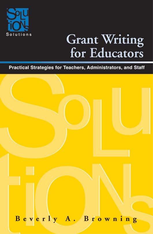 Grant Writing for Educators