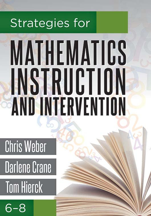 Strategies for Mathematics Instruction and Intervention, 6–8