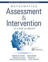 Mathematics Assessment and Intervention