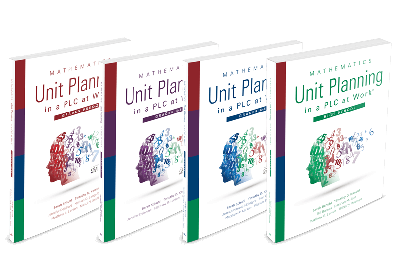 Mathematics at Work Unit Planning Series