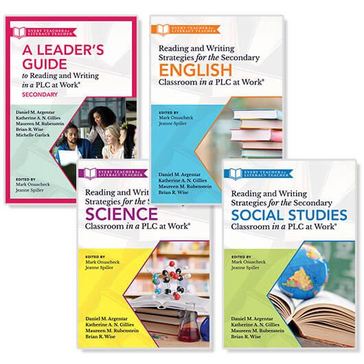 Every Teacher is a Literacy Teacher series