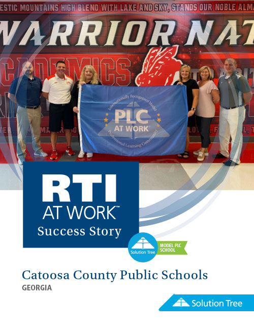 RTI Case Study: Catoosa County Public Schools