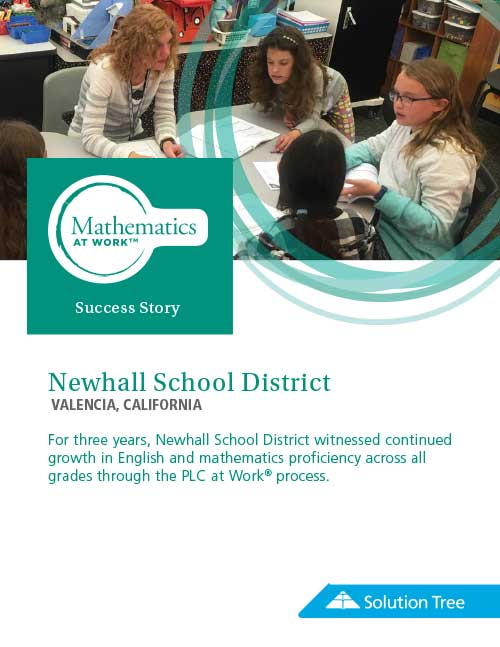 Newhall School District Story